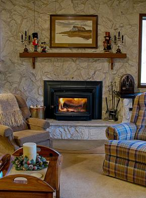Fireplace Inserts Are Stylish And Efficient Heating