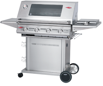 stainless steel gas barbecue grills