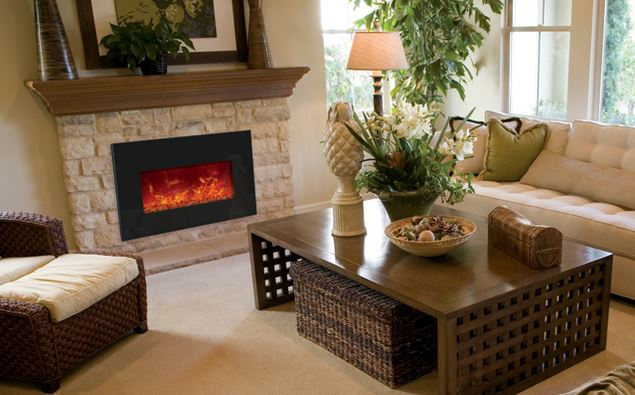 Amantii Electric Fireplaces, Decorative Electric Fireplaces ...