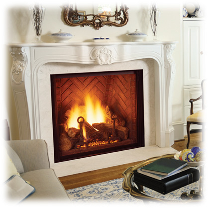 Amazon.com: Chimney 57294 GDI-30N Direct Vent Gas Fireplace Insert