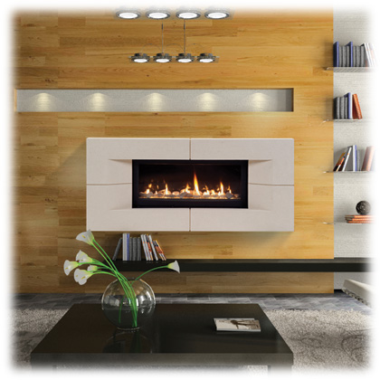 Monessen and Napoleon Gas Fireplaces, Boston - Fireplace Shop in ...