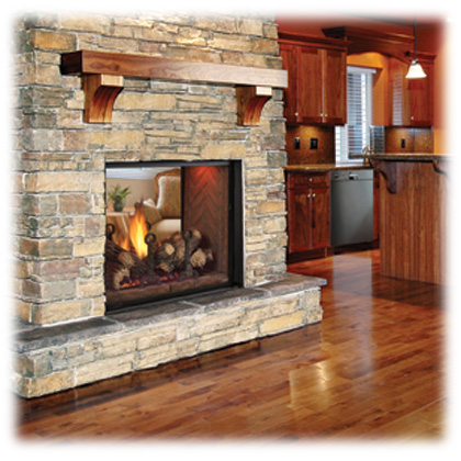 Monessen. Peterson, Napoleon Gas Fireplaces, Boston ...