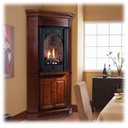 Monessen. Peterson, Napoleon Gas Fireplaces, Boston - Fireplace ...