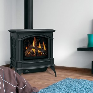 Knightsbridge GDS60 - Gas Stoves, Inserts, Vent-free Gas Stoves