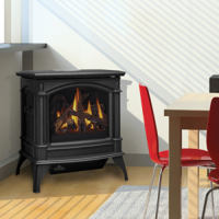 Knightsbridge VF-GVFS60 - Gas Stoves, Inserts, Vent-free Gas Stoves