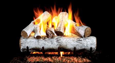 Gas Logs Boston Sudbury Ma Gas Log Sets Real Fyre