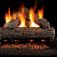 Handcrafted Gas Logs
