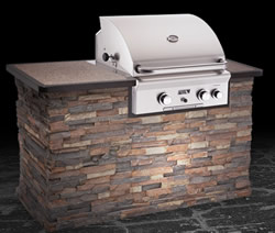 Blue Rhino Better Homes and Gardens Outdoor LP Gas BBQ