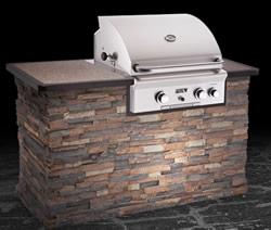Outdoor kitchen gas grills boston outdoor kitchens in for Outdoor kitchen grill insert