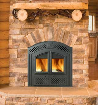 wood burning fireplaces wood fireplace fireplace shop