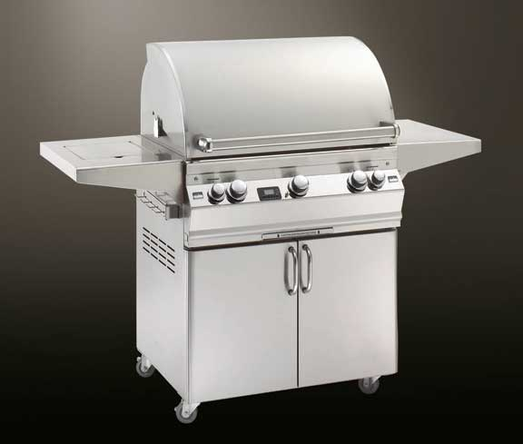 Fire Magic Gas Grills, Built-in's, and Outdoor Kitchens