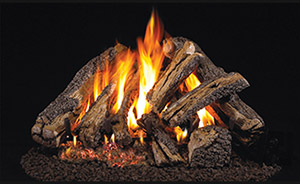 Gas Log Sets by Real Fyre