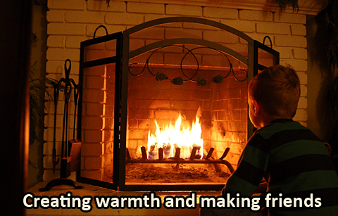 do it yourself fireplace refinishing