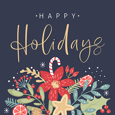Happy Holidays From The Fireplace & Grill Center at West Sport