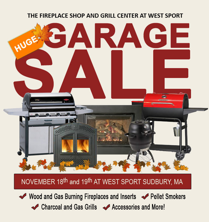 The Grill and Fireplace Shop at West Sport in Sudbury