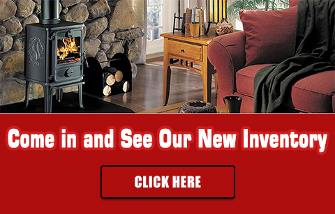 Wood Stove New Inventory